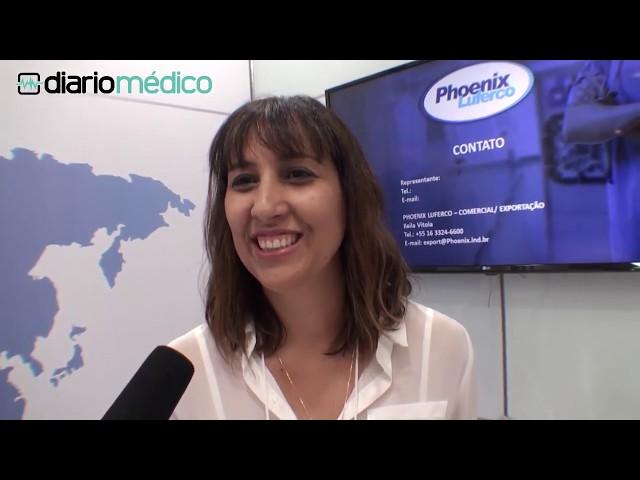 Kelia Vitola Druzian, Gerente de Negocios Internacionales de Phoenix Luferco