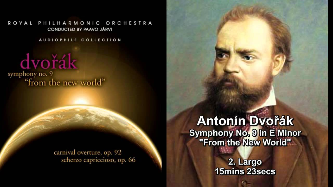 Antonín Dvořák - The Czech Philharmonic Orchestra - Symphony No.9 in E Minor Op.95