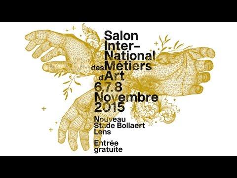 Salon international des m tiers d 39 art bollaert delelis - Entree gratuite salon agriculture 2015 ...