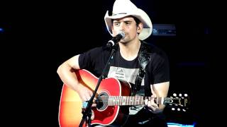 Brad Paisley - Letter to Me (London 23-06-2010)
