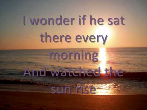 Robbie Williams  Morning Sun with lyrics
