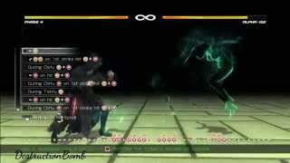 Dead or Alive 5 Ultimate: Phase 4 Combo Challenge