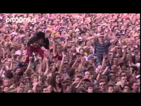 Rise Against - Hero Of War - Rock Werchter 2015