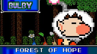 Forest of Hope 8 Bit - Pikmin