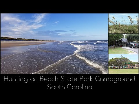 Huntington Beach State Park Campground SC