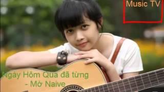 Ngày hôm qua đã từng-cover Trần Hà My(Mờ Naive)-[Music Video]