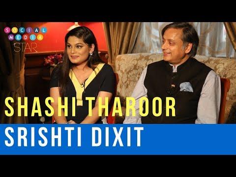 Social Media Star Season Finale | Shashi Tharoor, Srishti Dixit