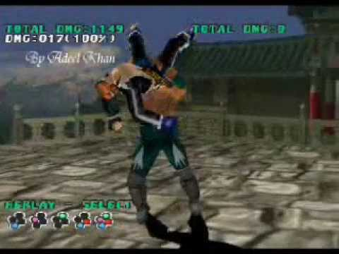 Tekken 3 king multithrows tagged videos | Midnight News