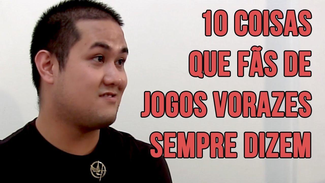 Conhecido 10 coisas que fãs de Jogos Vorazes sempre dizem | Literatop - YouTube RG02
