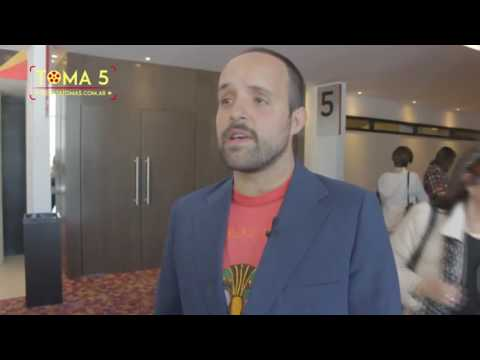#MDQFest: Charlamos con Arturo Castro Godoy