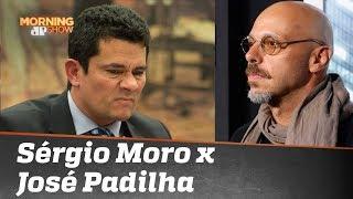 Bancada analisa críticas de José Padilha ao ministro Sérgio Moro