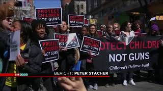 March for our Lives | ZIB20 25.03.2018