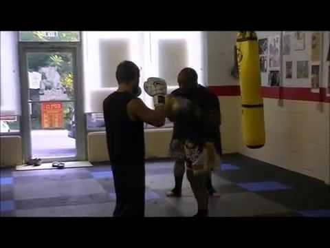 Visit The Gym Episode 1 Kanpichit Super Rhino Muay Thai Clarksville, Virginia