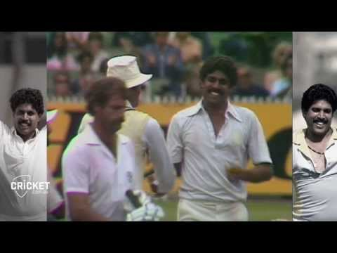 From the Vault: Kapil Dev cleans up