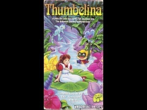 Opening To Thumbelina 1993 VHS
