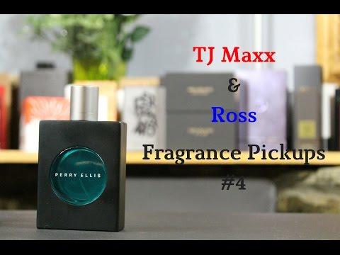 """TJ Maxx & Ross Pickups #4 Perry Ellis by Perry Ellis (Bleu de Chanel """"Clone"""")"""