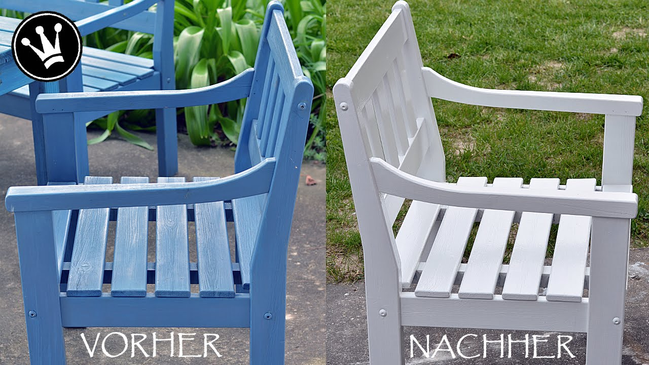 lichen dank diy gartenm bel outdoorm bel wei. Black Bedroom Furniture Sets. Home Design Ideas