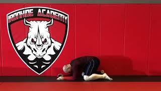 Basic cage walking drills. MMA @ IronHide Academy | Leesburg, VA | MMA, Jiu-Jitsu, Kickboxing