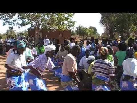 Zambian Cultural Dancing