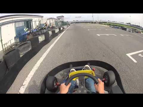 Go-Kart Curno 250cc [GoPro] [HD]
