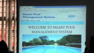Smart Pool Management System