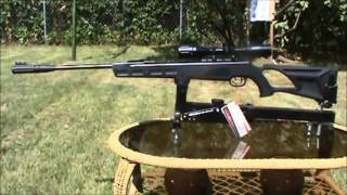 Review, Umarex Octane .22 Cal Pellet Rifle With ReAxis Gas Spring