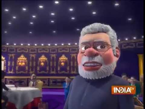 Modi song - Hai Preet Jahan Ki Reet Sada