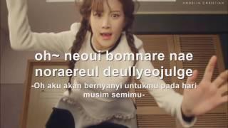 Cover images MV Baekhyun Beautiful - Lirik & Sub Indo