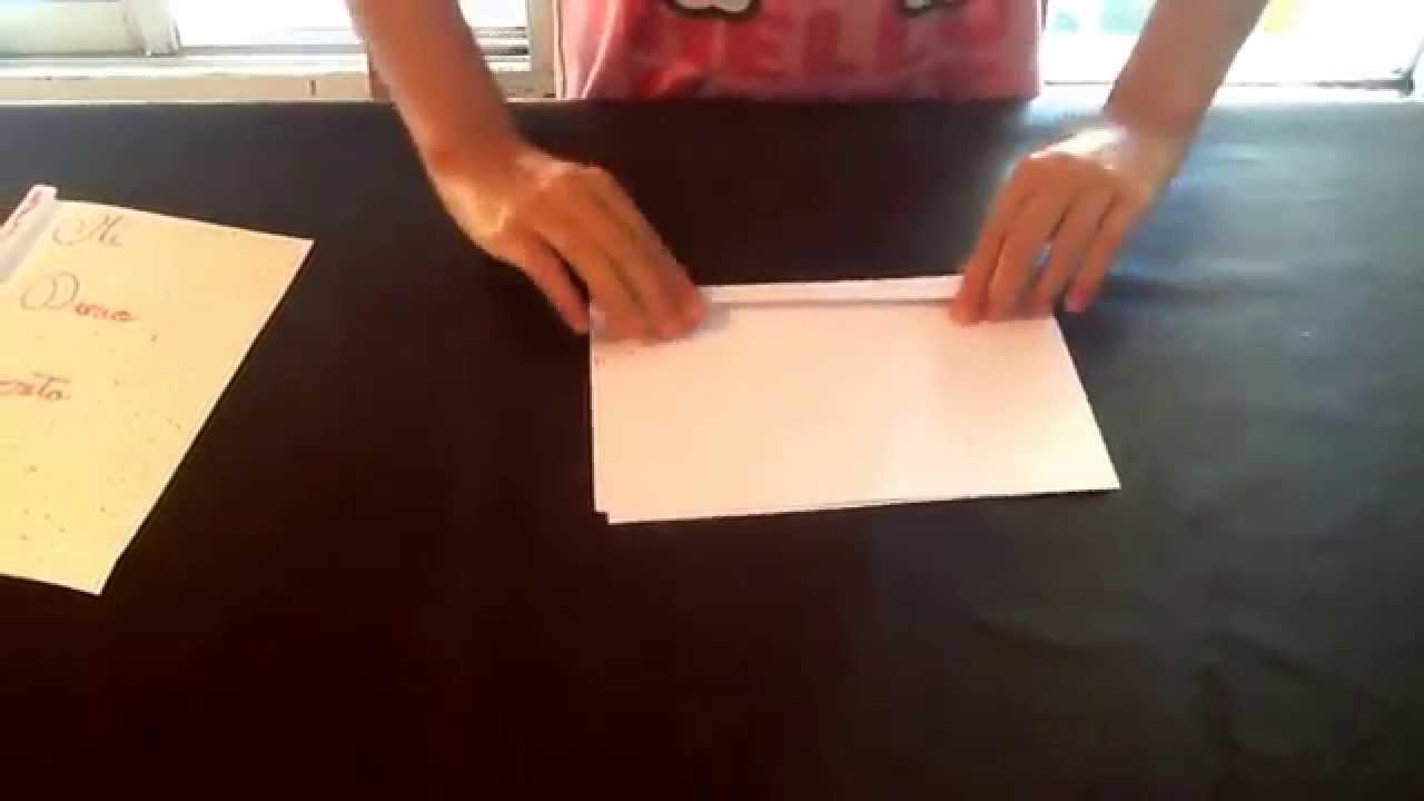 Como hacer un diario secreto con papel youtube - Como hacer espaguetis al pesto ...