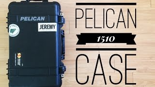 Pelican Case 1510 Overview