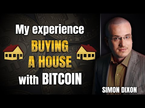 My Experience Buying A House With Bitcoin