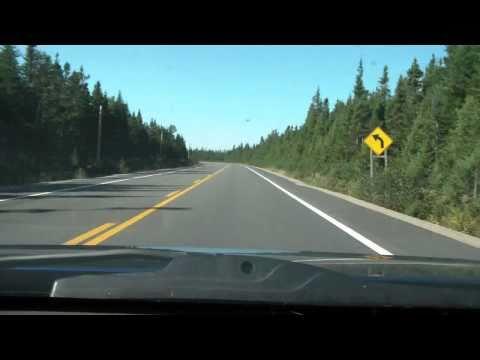 Route 138 1/3  Sept-Iles - Baie-Comeau