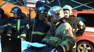 Пожар в складском здании в районе «Гольяново» г. Москвы ликвидирован