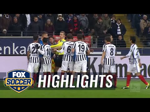Eintracht Frankfurt vs. TSG Hoffenheim   2016-17 Bundesliga Highlights