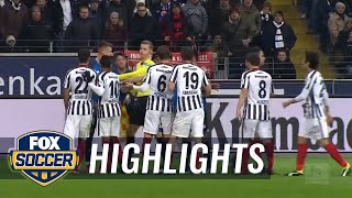 Video Gol Pertandingan Eintracht Frankfurt vs Hoffenheim