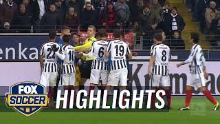 Eintracht frankfurt vs. tsg hoffenheim | 2016-17 bundesliga highlights