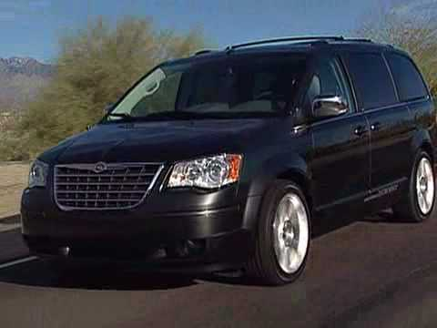 Chrysler Town Country Ev Electric Vehicle
