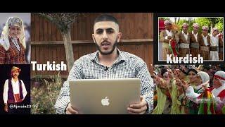 My Kurdish & Turkish culture