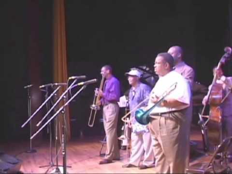 Andre Hayward  Curtis Fuller  Delfeayo Marsalis  Fred Wesley  Trombone Summit