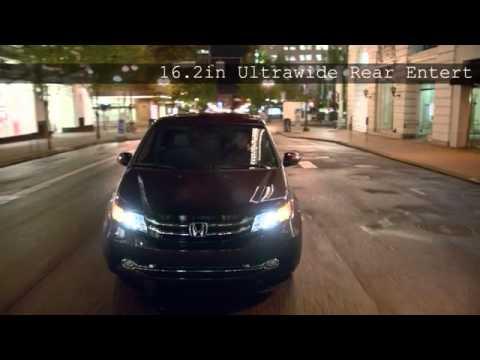MVP Features   2016 Honda Odyssey Pinellas Park FL. Crown Honda