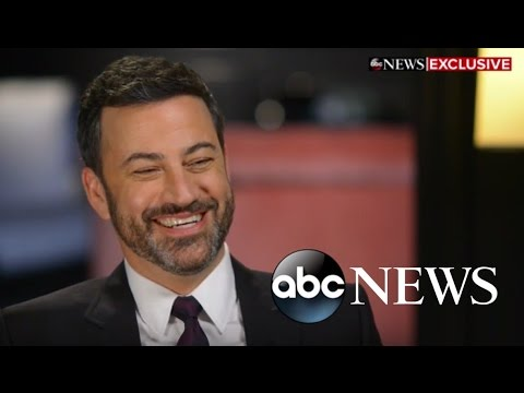 Jimmy Kimmel Interview on Oscars 2017 Prep