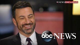 Jimmy Kimmel Interview on Oscars 2017 Prep