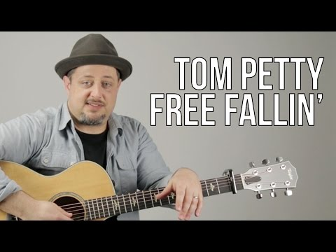 How To Play Tom Petty - Free Falling