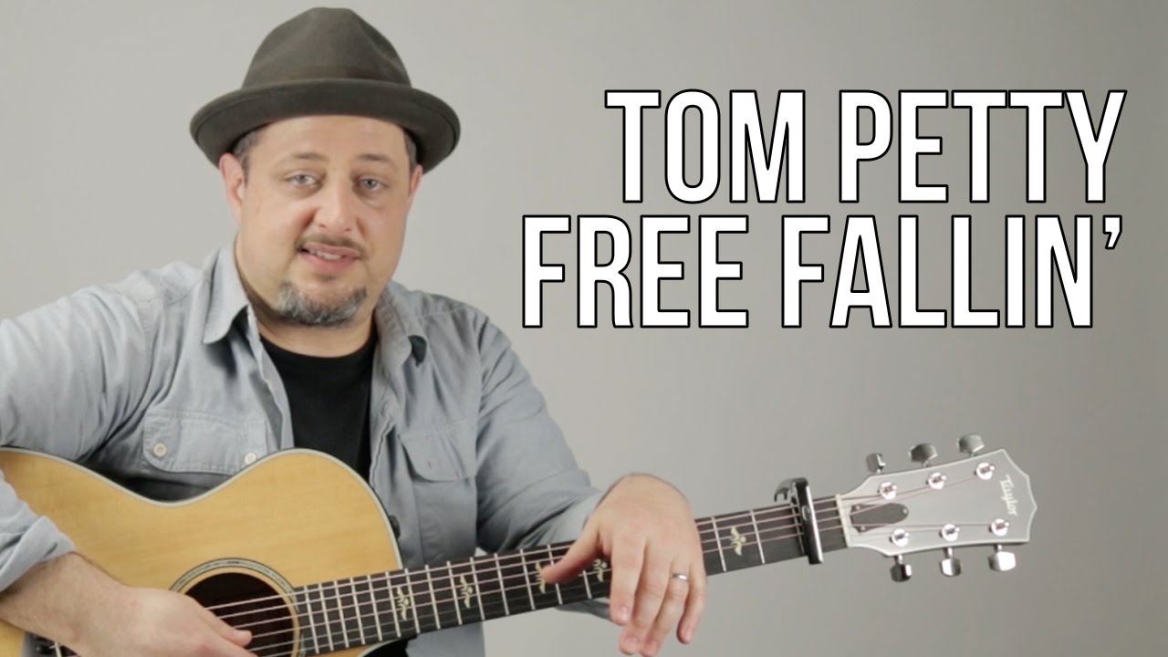 How To Play Tom Petty - Free Falling - YouTube