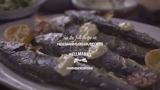 Hellmann's | Sea Bass Salsa with Aioli