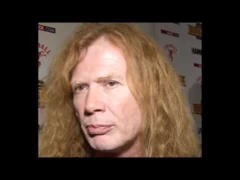 Megadeth's Dave Mustaine comments on new Metallica album - Metallica, Murder One making of..