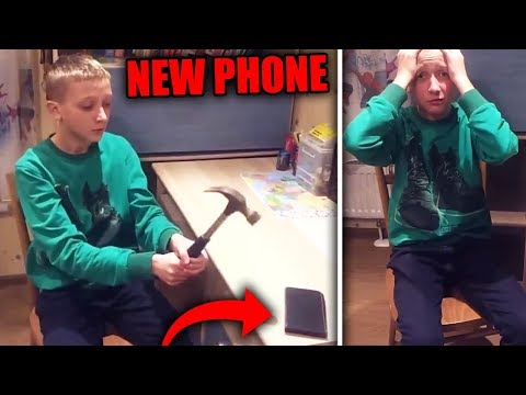 Top 10 People Who DESTROYED Their New iPhone!