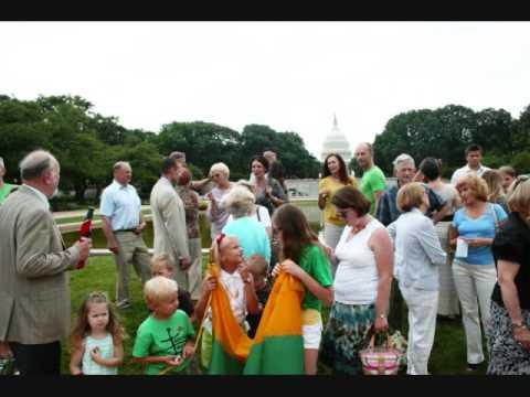 1000 Odiseja -Washington DC - FOTO  Vasingtono himnas