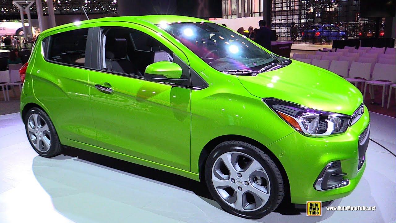 2016 Chevrolet Spark LT - Exterior and Interior Walkaround - Debut ...