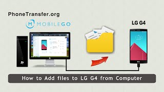 How To Add Files To Lg G4 From Computer, Restore Data To Lg G4